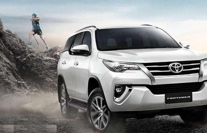 Rental Mobil Toyota Fortuner Yogyakarta