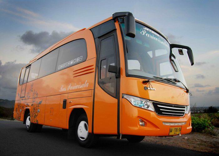 Sewa Mobil Minibus dan Bis Pariwisata di Yogyakarta