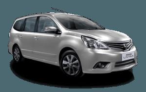 Sewa Mobil Nissan Grand Livina di Yogyakarta