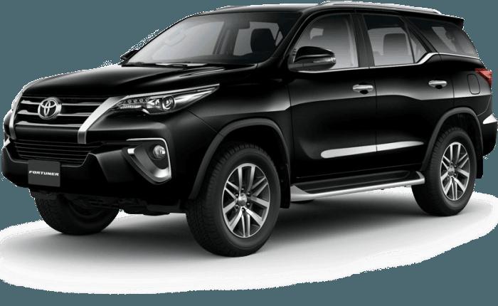 Sewa Mobil Toyota New Fortuner di Yogyakarta