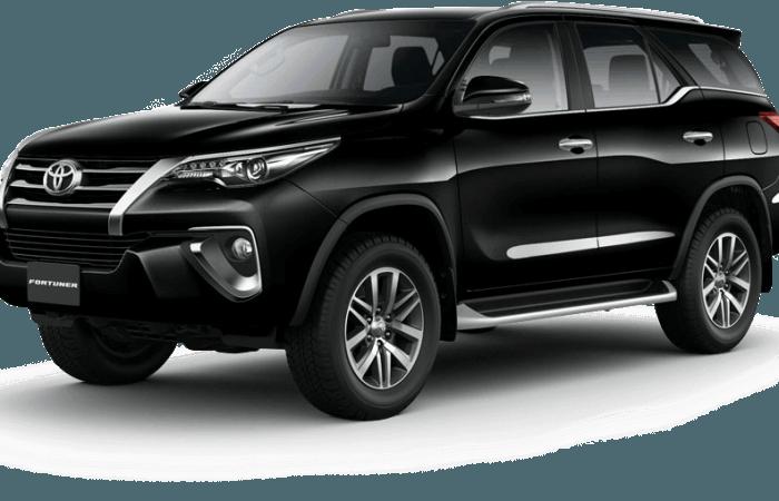 Rental Mobil Toyota New Fortuner