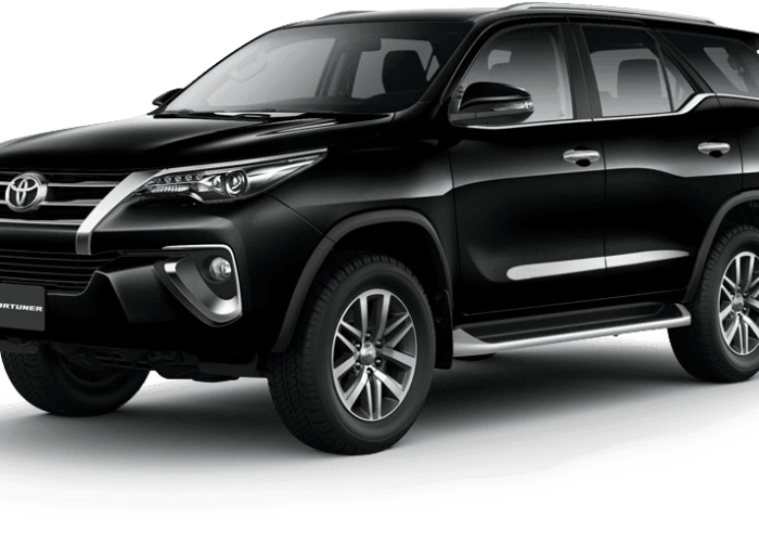 Rental Mobil Toyota New Fortuner