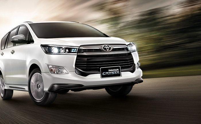 Rental Mobil Toyota Innova Reborn Yogyakarta