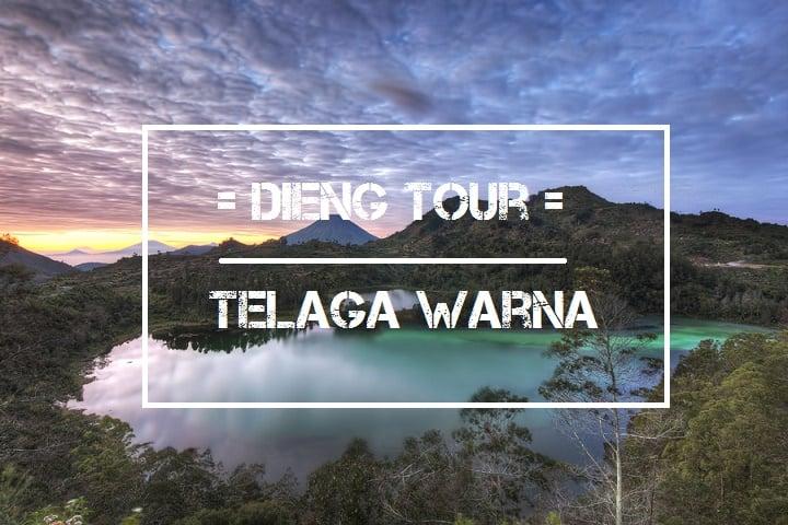 Dieng-Tour-Telaga-Warna