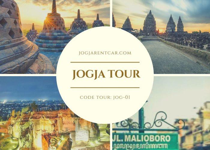 Jogja Tour Borobudur-Prambanan-Tebing Breksi