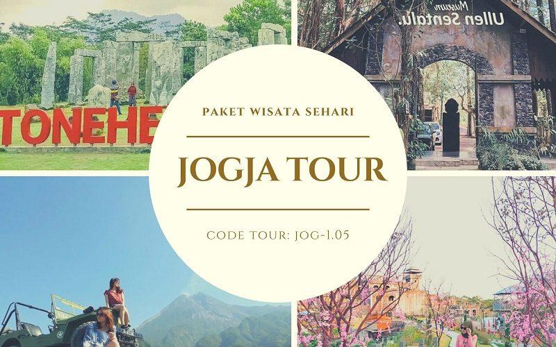 Paket Wisata Jogja Tour 1.05