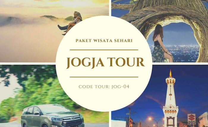 Paket Wisata Jogja Tour