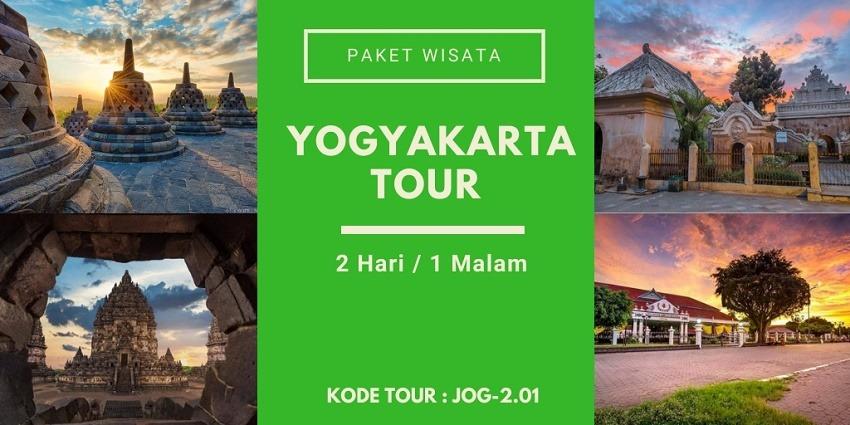 Paket Wisata Yogyakarta Tour JOG-2.01