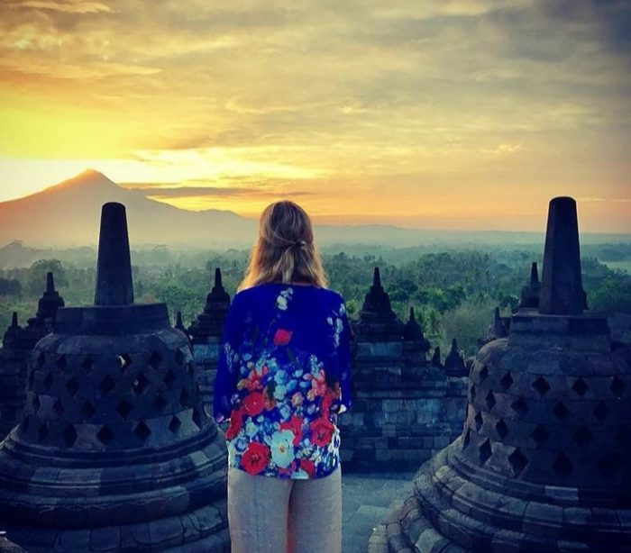 Sunrise Borobudur Tour