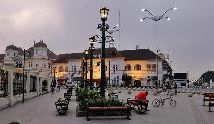 Titik Nol kota Jogja - Jogja City Tour