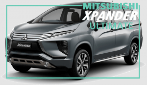 5 Kelebihan jika rental mobil Mitsubishi Xpander di Yogyakarta