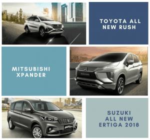 Deretan LSUV rental mobil terbaru di Yogyakarta