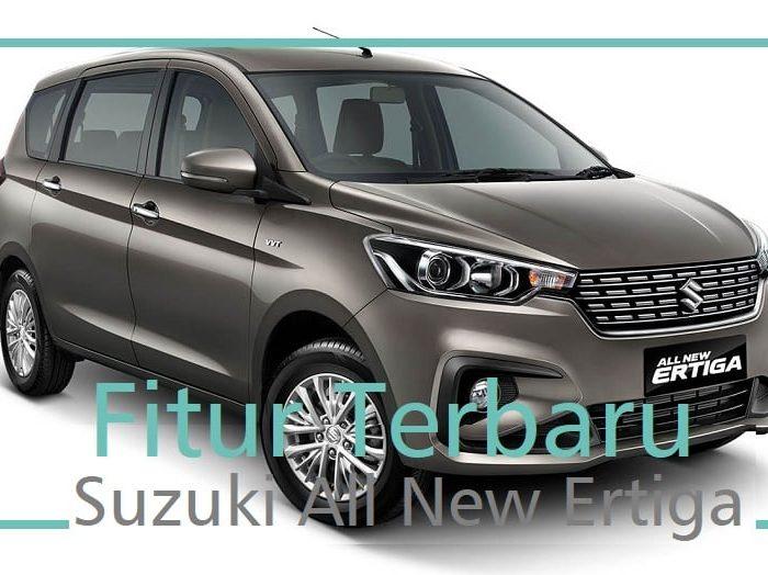 Fitur terbaru Suzuki All New Ertiga 2018 untuk rental mobil di Yogyakarta