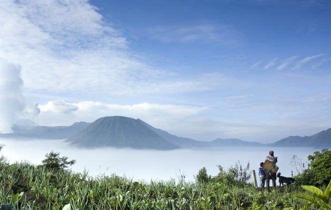 Gunung Bromo dari Penanjakan