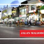 Spot Menarik Jalan Malioboro di Kota Jogja - Jalan Malioboro