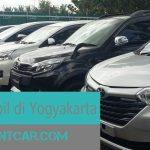 Rental Mobil di Yogyakarta dengan MPV