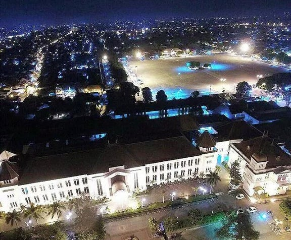 yogyakarta sebagai kota pariwisata