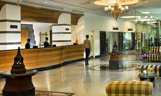 Rental Mobil di Hotel Novotel Jogja
