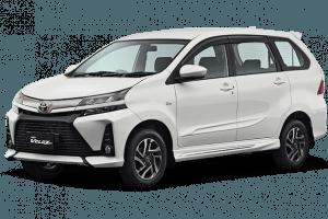 Sewa Mobil Toyota Avanza di Yogyakarta