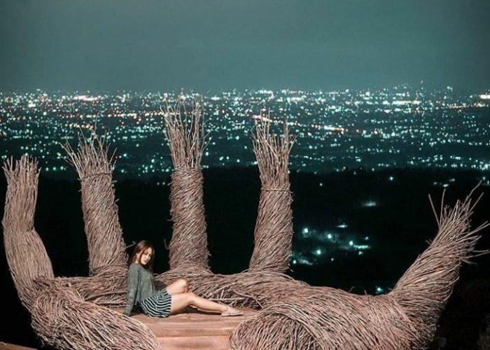 hutan pinus pengger bantul