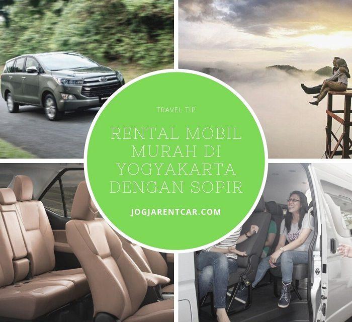 rental mobil murah di yogyakarta dengan sopir berpengalaman